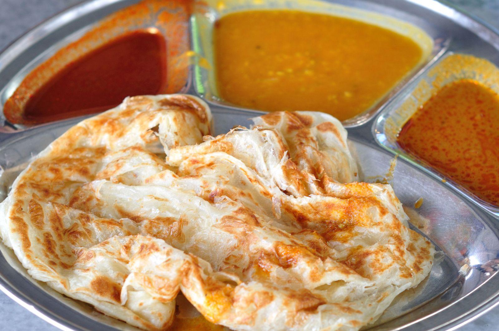 món ăn đường phố malaysia