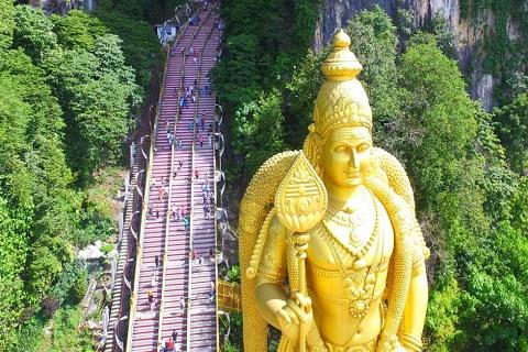 Tham quan Động Batu – Thắng cảnh nổi tiếng Malaysia