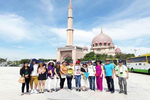 Ký sự du lịch Malaysia 24/3/2017:  Vẻ đẹp không thốt nên lời