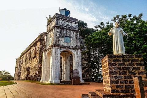 Nhà thờ Thánh Saint Paul – Chứng tích lịch sử của cố đô Malacca