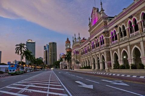Quảng trường Merdeka – Trái tim Thủ đô Kuala Lumpur