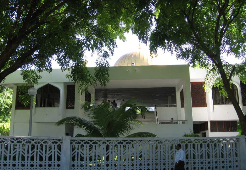 Islamic-centre-Maldives