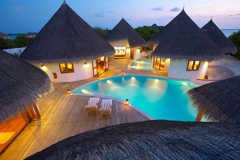 Kỳ nghỉ ở Maldives - xa hoa giữa trời và nước