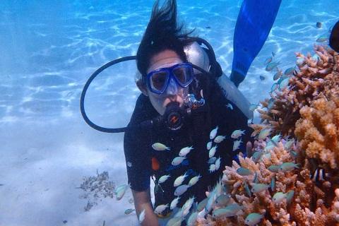 4 Lưu ý khi đi lặn biển ngắm san hô ở Maldives