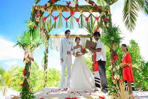 Maldives – Điểm đến tuyệt vời cho lễ cưới và tuần trăng mật