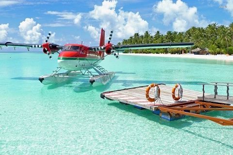 Phương tiện di chuyển chủ yếu ở Maldives
