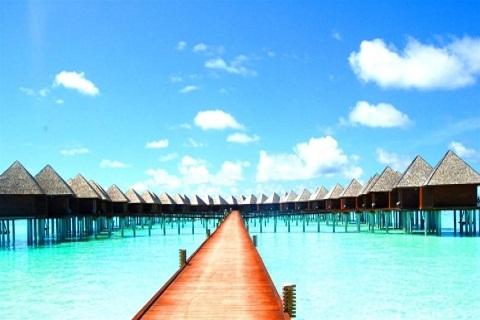Hưởng thụ dịch vụ như mơ tại Olhuveli Beach & Spa Resort Maldives