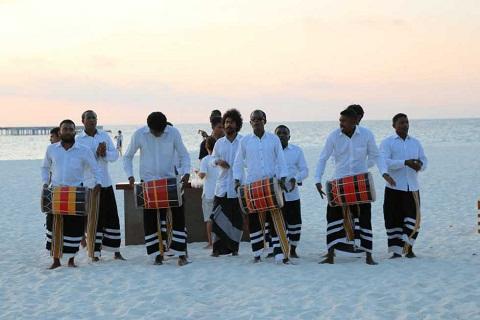 Sáu vũ điệu phổ biến ở Maldives