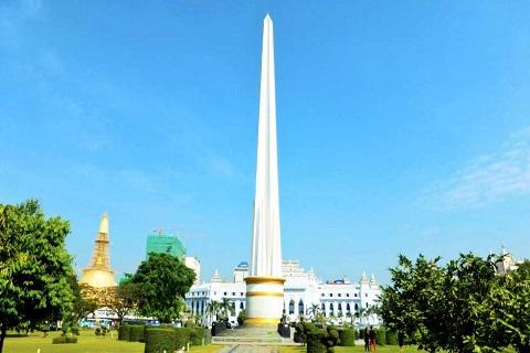 Đài Tưởng niệm độc lập Yangon Myanmar - Nơi tôn vinh giá trị hòa bình