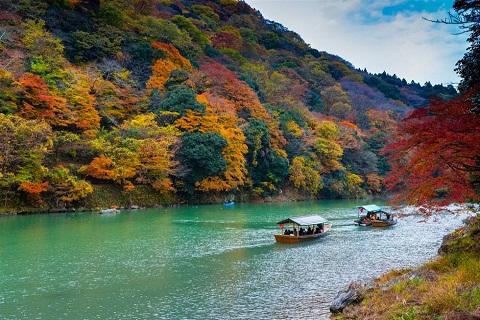 Hướng dẫn du lịch Nhật Bản mùa thu, mùa lá phong ngự trị