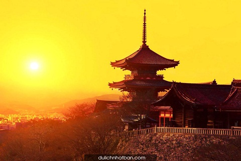 Kinh nghiệm du lịch Nhật Bản: Dành cho những ai lần đầu đến Kyoto