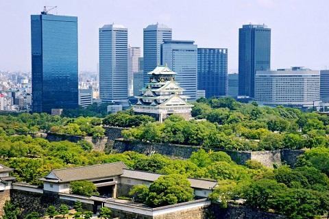 Hành trình du lịch Nhật Bản: Phải lòng với Osaka