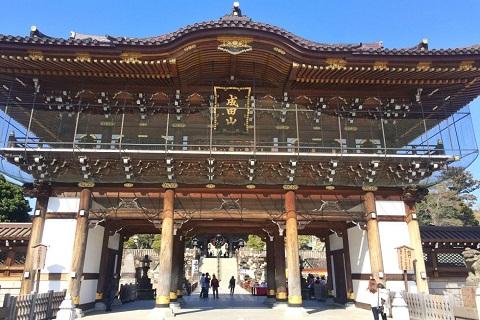 Du lịch Nhật Bản khám phá ngôi chùa ngàn tuổi Naritasan Shinshoji
