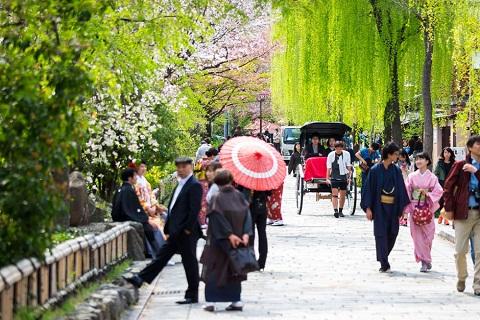 Du lịch Nhật Bản: Về phố cổ Gion, Kyoto ngắm nàng Geisha yêu kiều