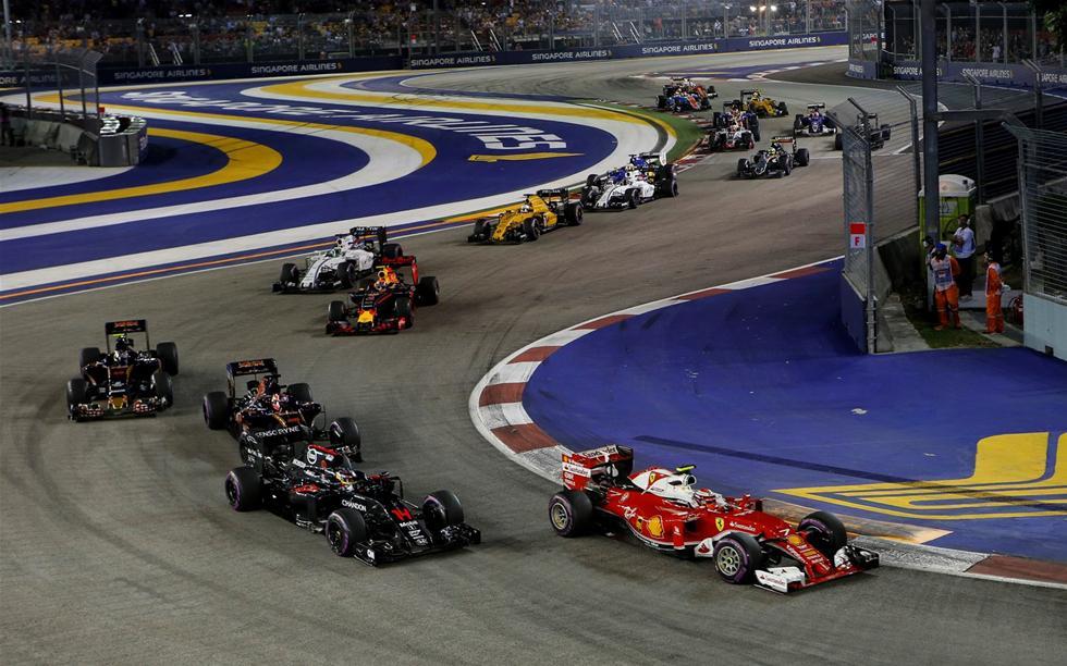 Formula-One-Singapore-Grand-Prix