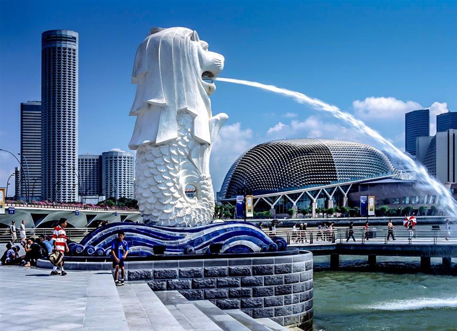 cong-vien-su-tu-bien-merlion-park-du-lich-singapore