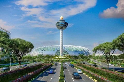 Changi Singapore - Sân bay tốt nhất thế giới