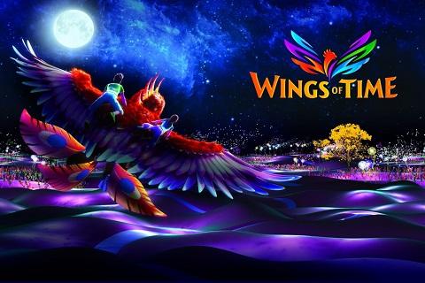 Wings Of Time – Chương Trình Không Thể Bỏ Lỡ Ở Singapore