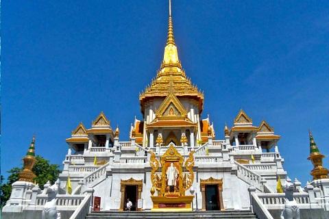 Wat Traimit - Chùa Phật Vàng Bangkok