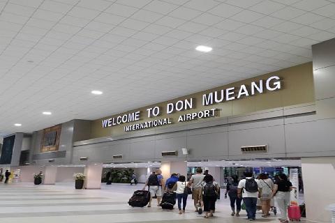 Sân Bay quốc tế Don Mueang – Đi Thái Lan du lịch