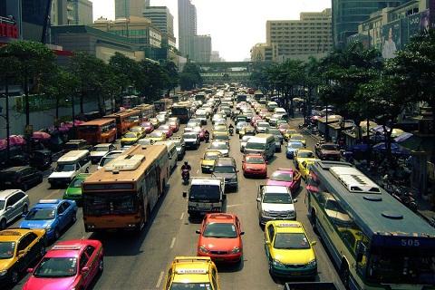 Khám phá Thái Lan: Độc đáo ngay từ phương tiện giao thông