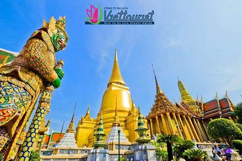 Hoàng Cung – Khu quần thể kiến trúc đẹp nhất Thái Lan