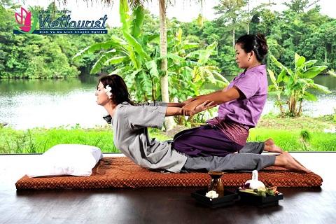 Massage truyền thống Thái Lan – Trải nghiệm thú vị không thể bỏ qua khi đến Thái