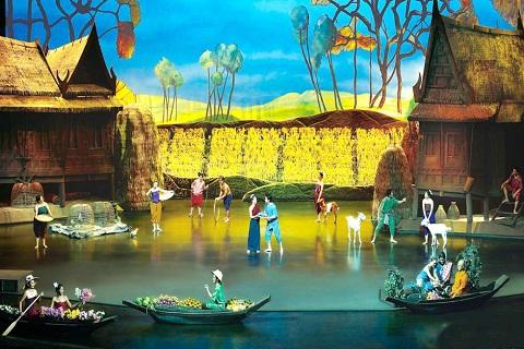 Siam Niramit Show – Show diễn không thể bỏ qua khi du ngoạn Bangkok
