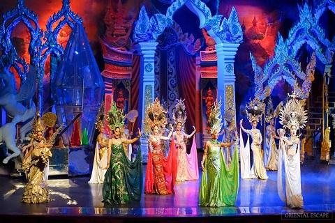 Cabaret Show – Show giải trí đa sắc màu