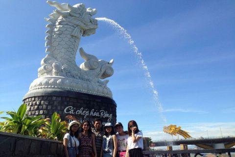 Ký sự du lịch Đà Nẵng - Hội An
