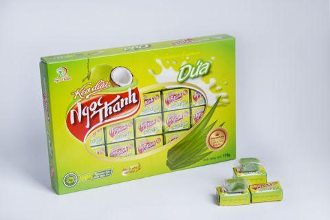 Kẹo dừa miền Tây được làm như thế nào?
