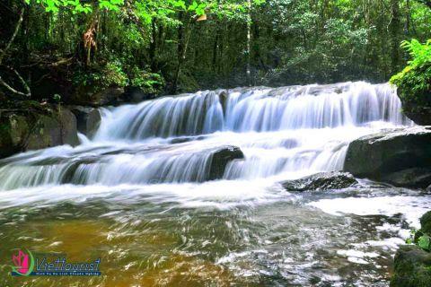 Suối Tranh Phú Quốc - thác nước đẹp như trong tranh