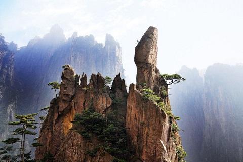 Khám phá Hoàng Sơn thắng cảnh tứ tuyệt của Trung Quốc