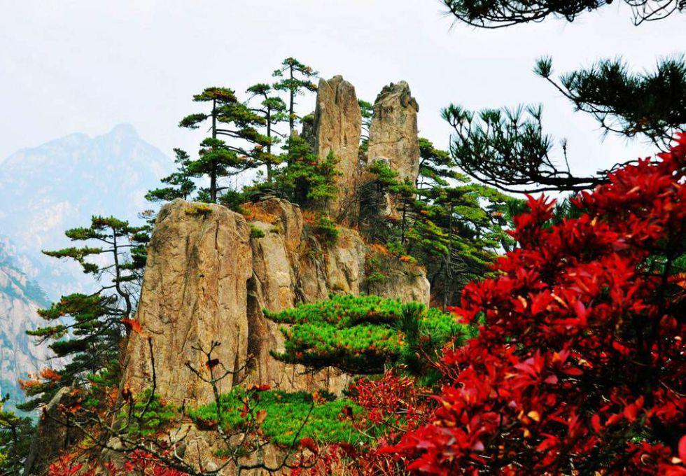 du lịch Trung Quốc Hoàng Sơn