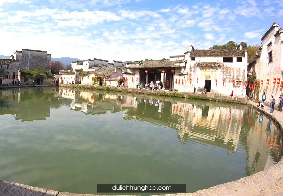 du lịch Hoành Thôn Hoàng Sơn