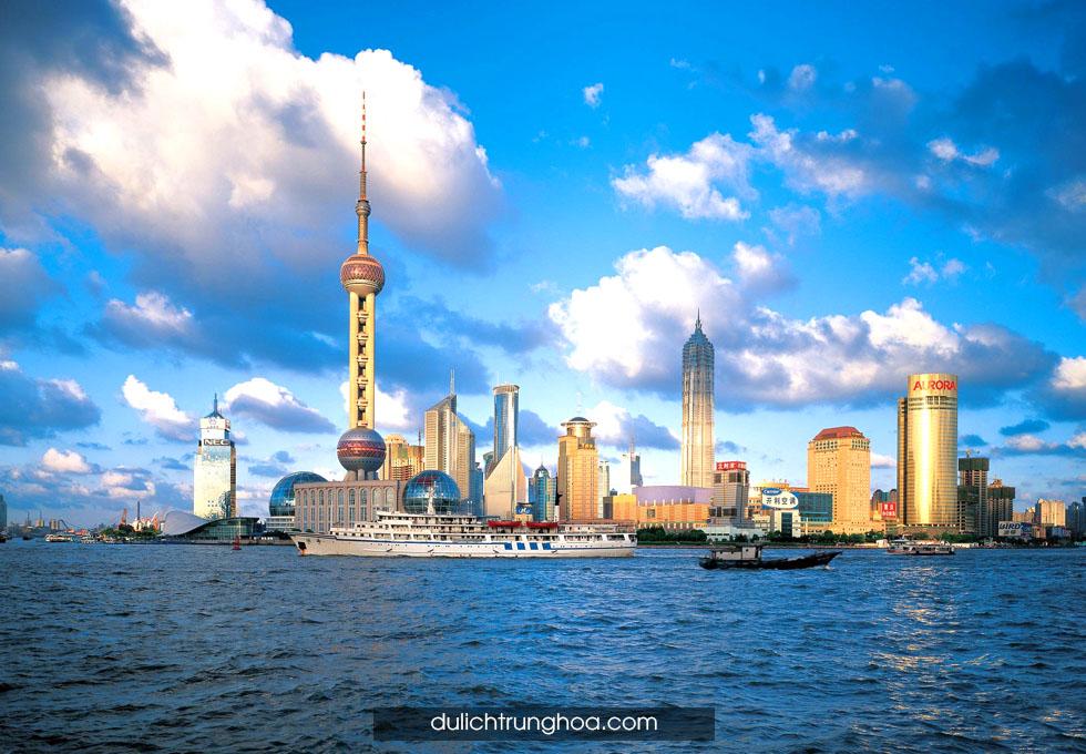 Du lịch Thượng Hải Hàng Châu Tô Châu