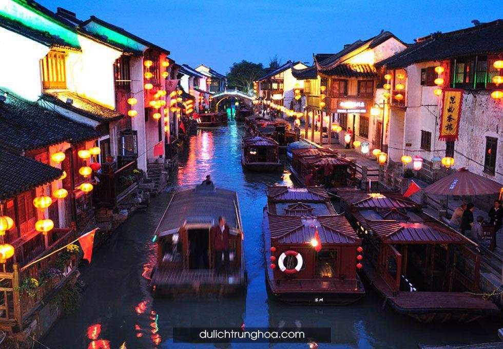Du lịch Hàng Châu Tô Châu Thượng Hải