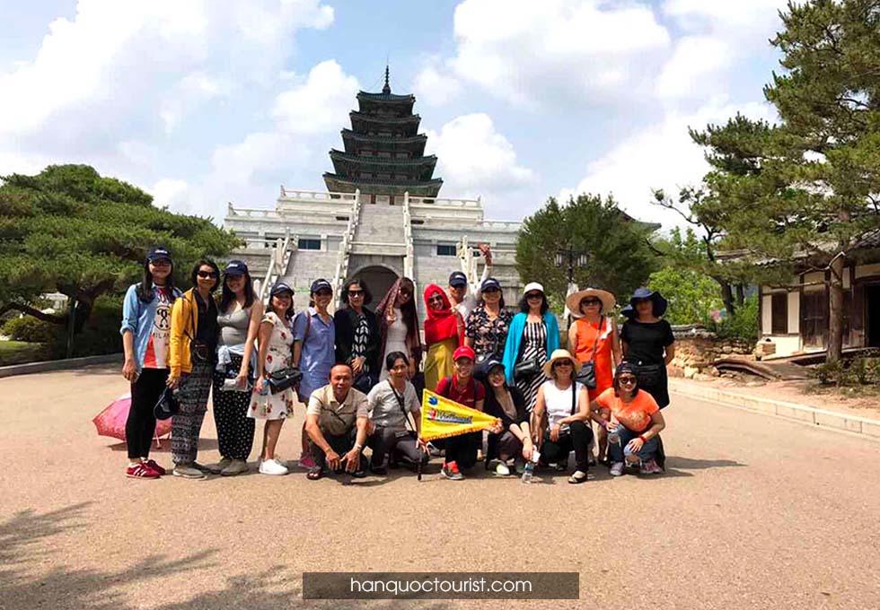 du lịch Hàn Quốc-