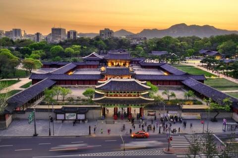 Cung điện Hoàng gia Gyeongbok –Niềm tự hào của Hàn Quốc