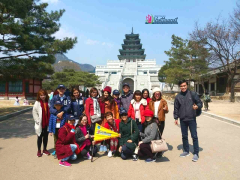 Bảo tàng Quốc gia – Gói trọn văn hóa Hàn Quốc trong một không gian