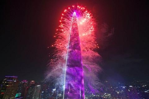 Lotte Tower - Niềm tự hào mới của Hàn Quốc