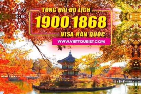 8 Câu hỏi thường gặp khi xin visa du lịch Hàn Quốc