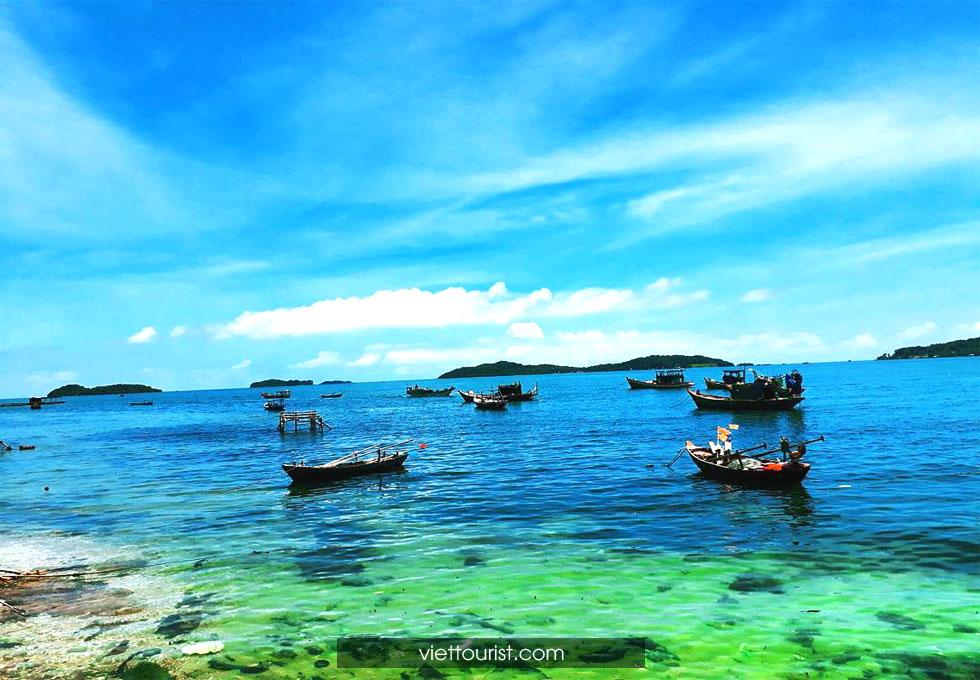 du lịch Hà Tiên Đảo Hải Tặc