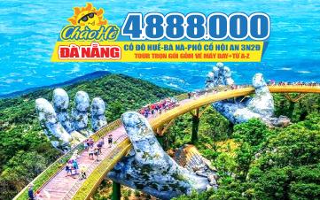 Du lịch Hè Đà Nẵng   Huế   Bà Nà Hills   Hội An 3N2Đ