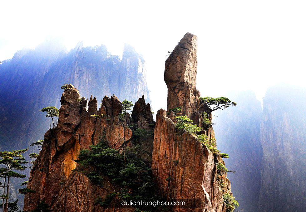 du lịch Hoàng Sơn