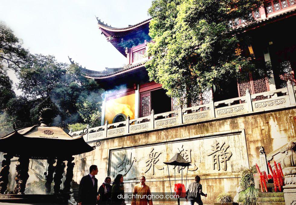du lịch Hoàng Sơn Hàng Châu