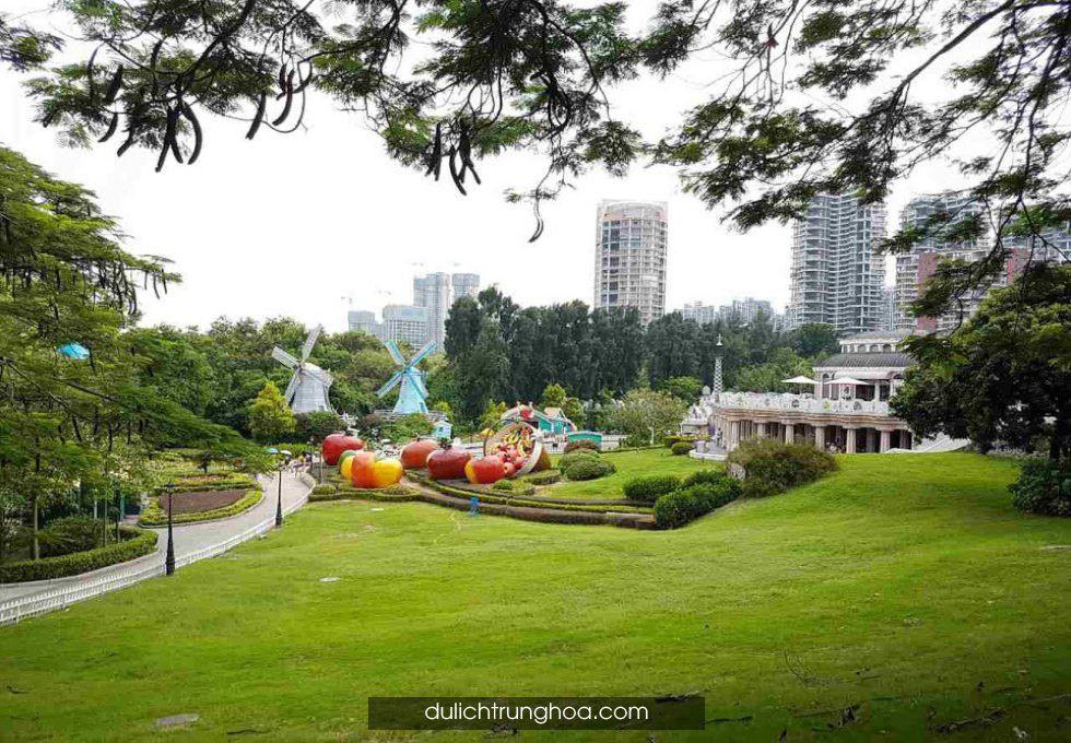 Du lịch Hồng Kông Quảng Châu Thẩm Quyến