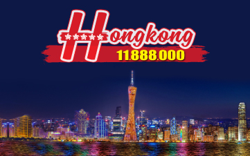 Du lịch HongKong 4Sao 11tr888 | Quảng Châu | Thẩm Quyến 5N5Đ