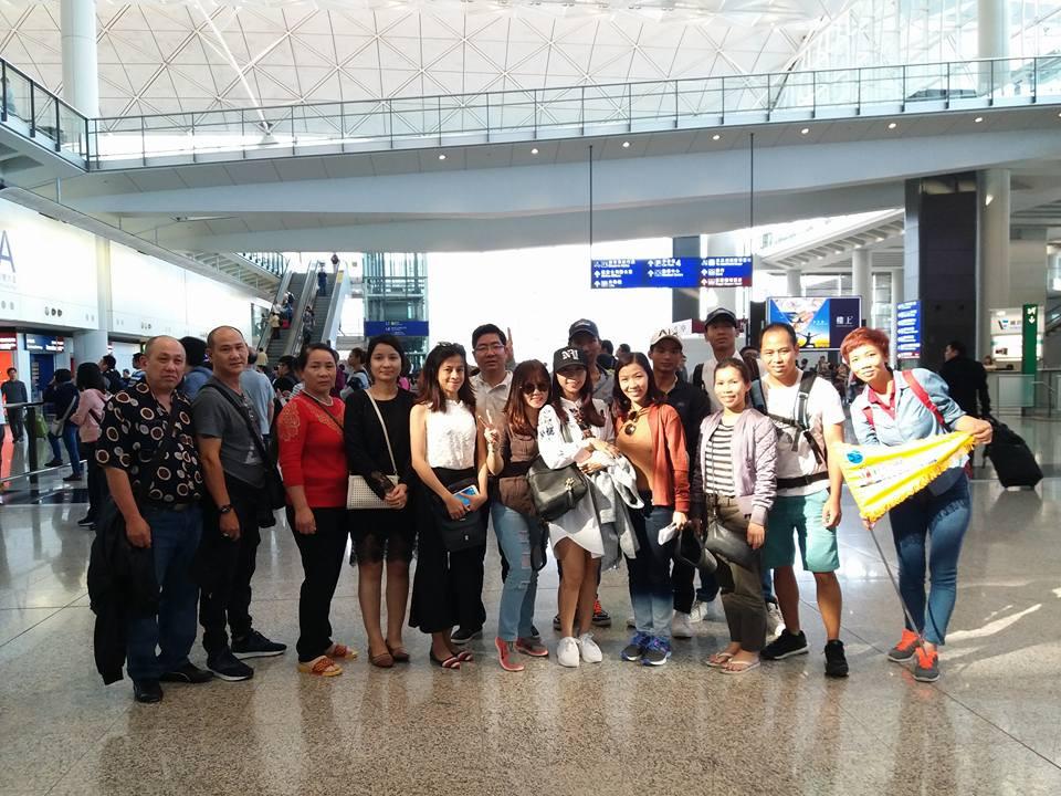 Kí sự du lịch Hồng Kông cùng Viettourist