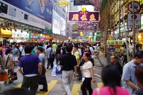 Dạo thăm Chợ Đàn bà (Ladies Market) – Hồng Kông